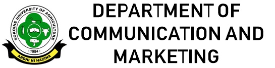 The Department of Communication and Marketing